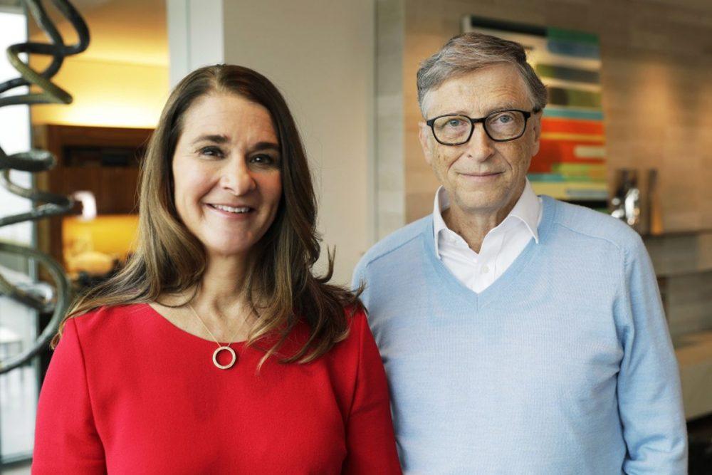Bill y Melinda Gates donación a la OMS