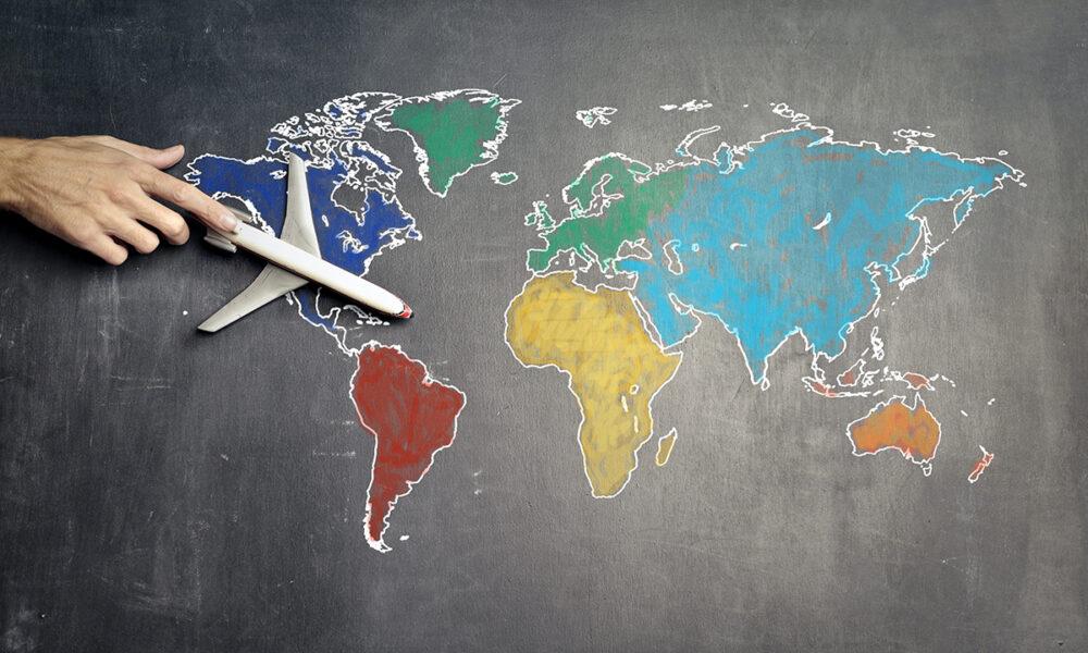 Crisis del sector aeronáutico por el coronavirus