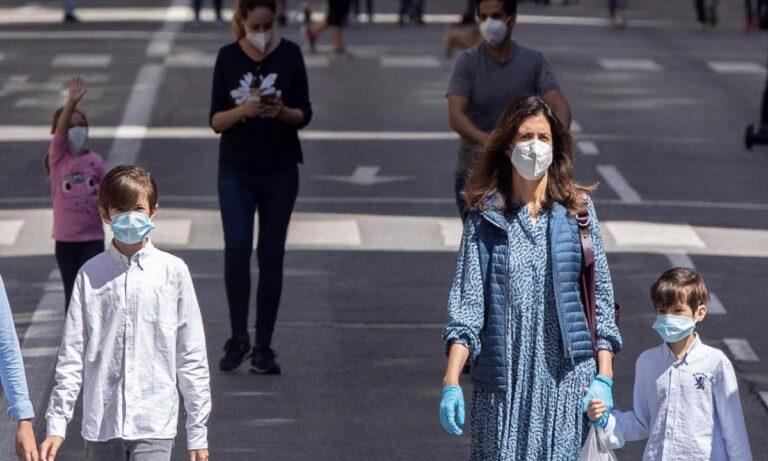 Recesión española tras el coronavirus