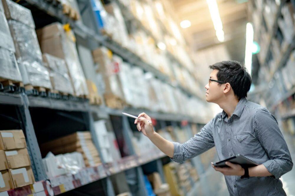 El inventario es un ejemplo de bien tangible en las empresas