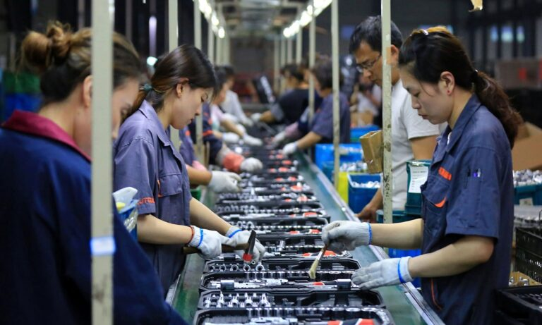 El coronavirus será el final del made in china
