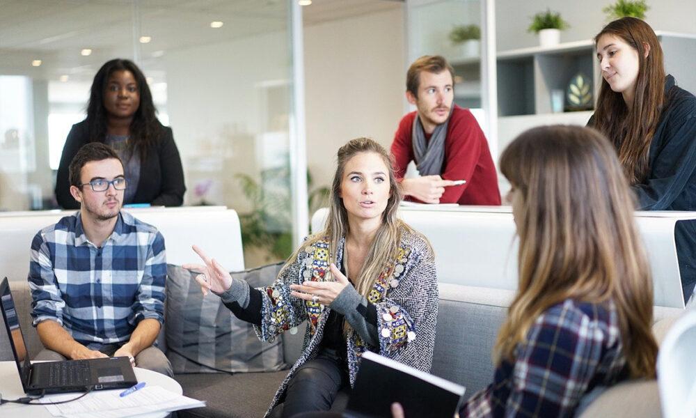 Beneficios de un coworking: mejora de las relaciones laborales
