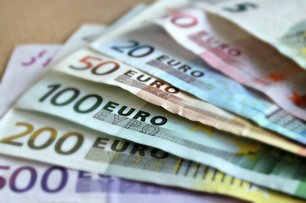 Billete euro de España