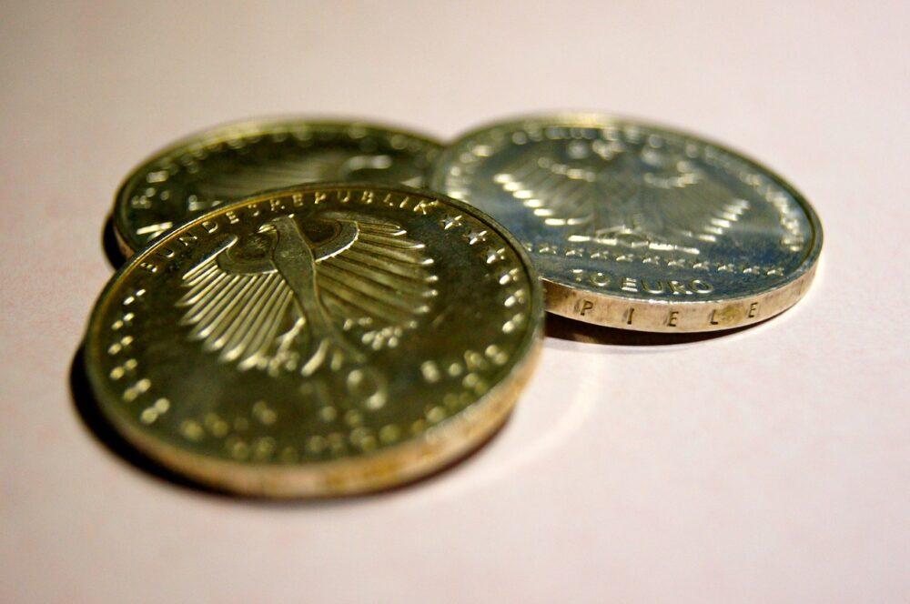 Euro en deflación