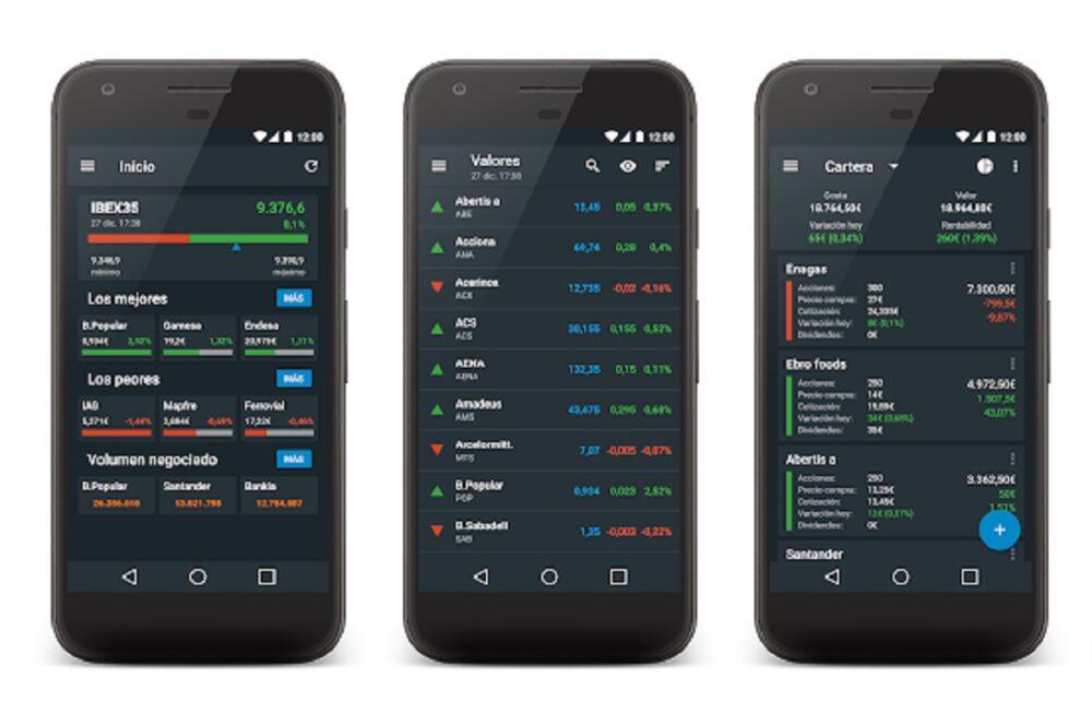 IBEX 35 es una de las mejores aplicaciones para invertir en bolsa