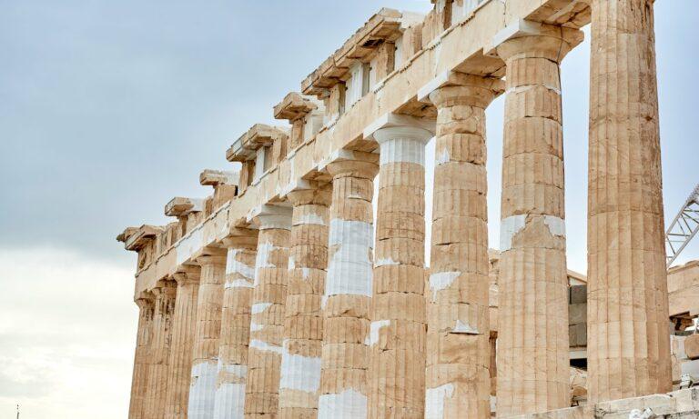 economía en tiempos de la antigua Grecia