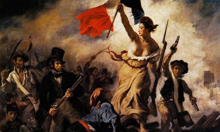 La Revolución Francesa marcó el fin de la Edad Moderna