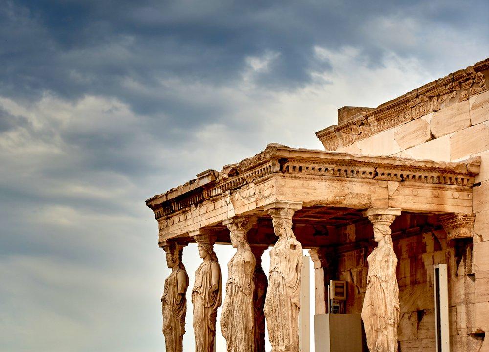 Funcionamiento de la economía en tiempos de la antigua Grecia