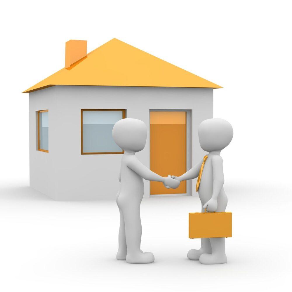 vendededor inmobiliario