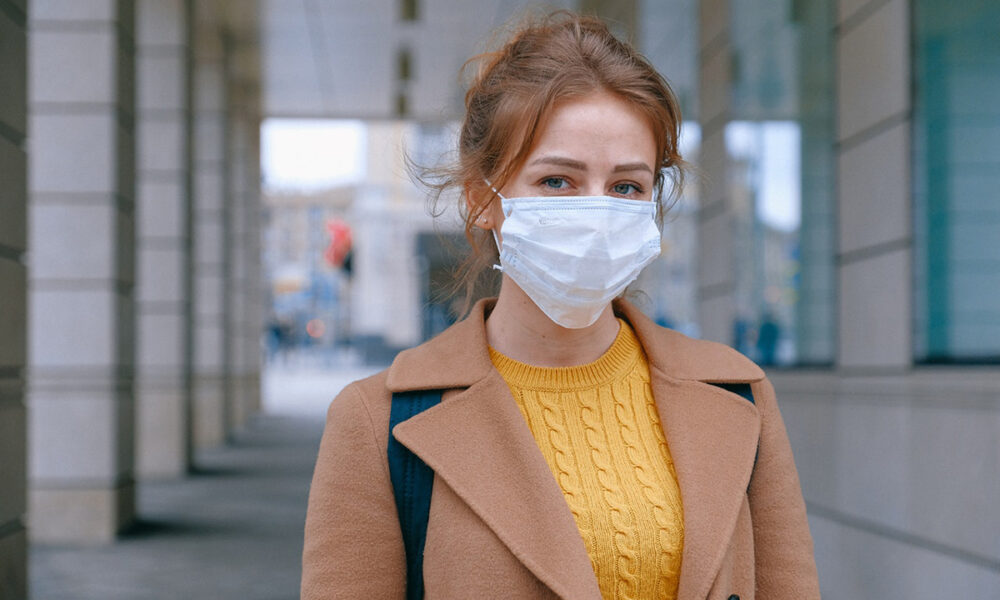 Mascarillas para evitar contagios