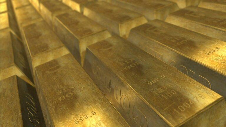 El oro alcanza máximos históricos