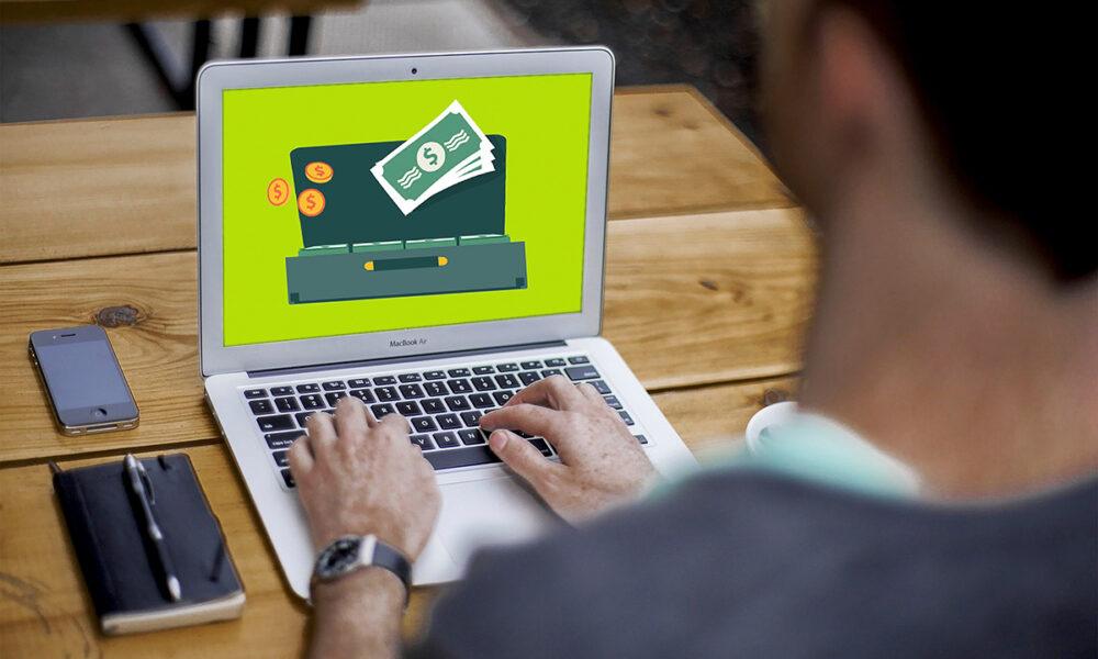 Realiza inversiones bajas cuando inicias con el comercio online