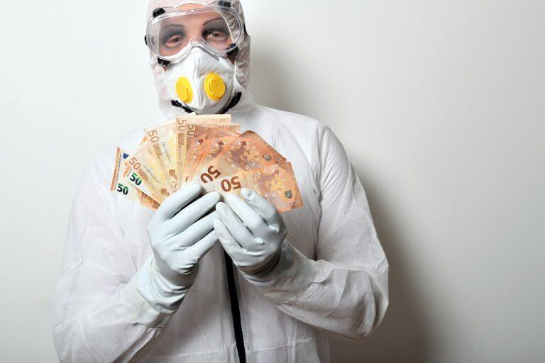 Gasto público para combatir el efecto económico de la pandemia