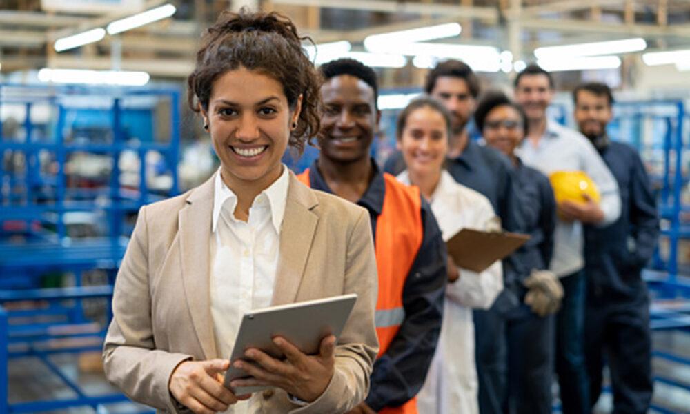 Aumento del índice de nuevos empleos
