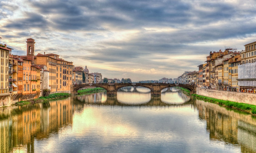 Italia: uno de los destinos de Europa más visitados durante el Coronavirus