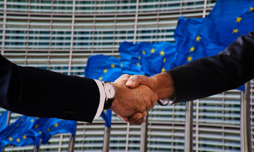 Registrar marca comercial en Europa