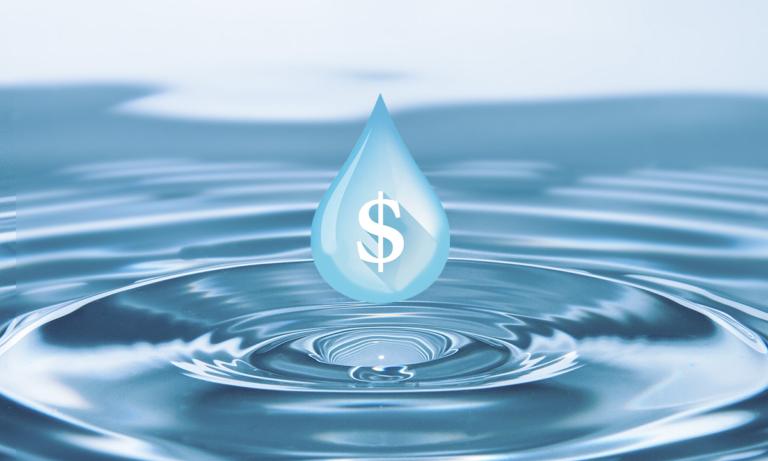 El agua cotiza en el mercado de Wall Street