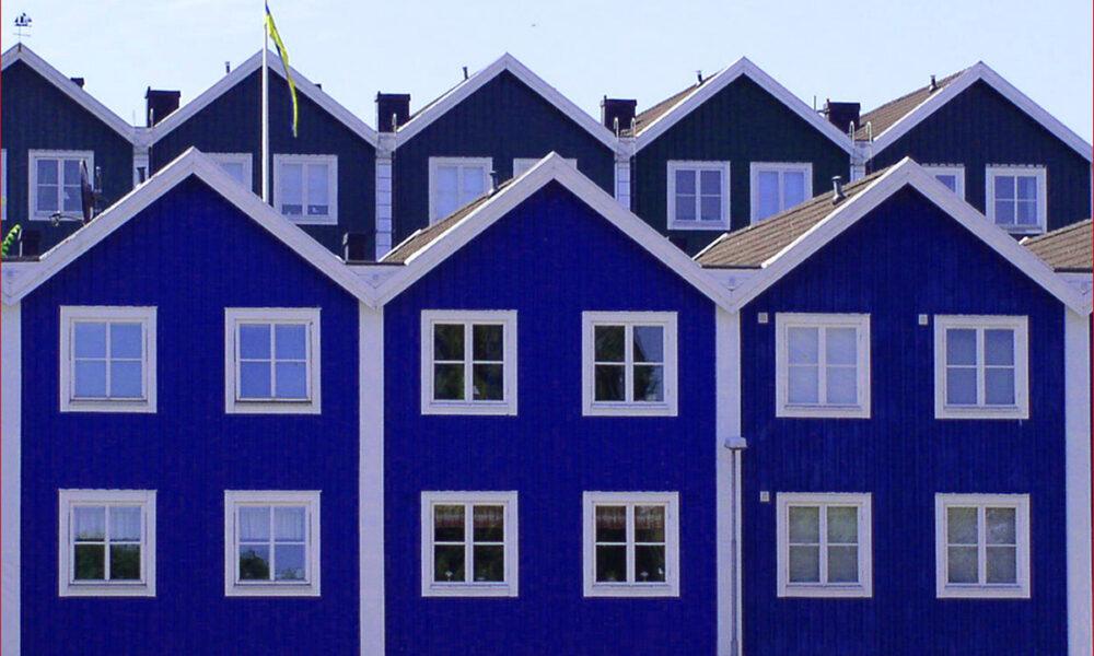Características de las viviendas en Suecia arrendadas