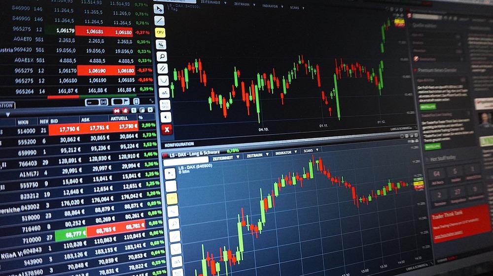 finanzas de un broker