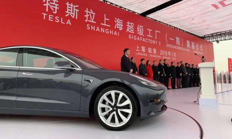 Claves del éxito de Tesla en China