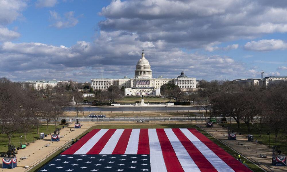 Eventos de la toma de posesión del nuevo presidente de los Estados Unidos
