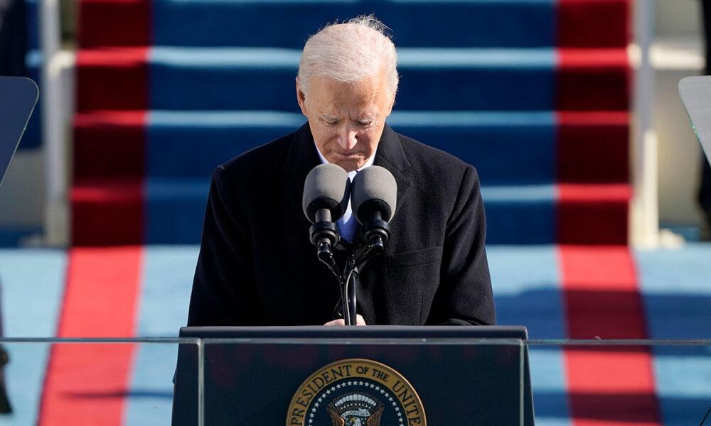 Discurso de juramentación de Joe Biden