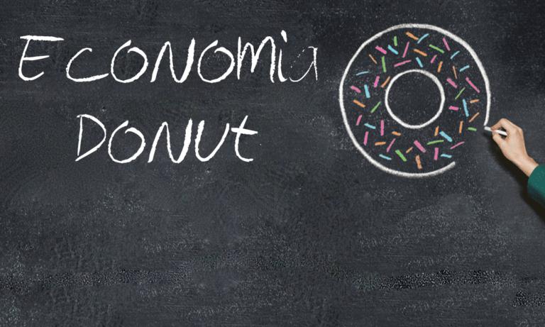 """¿Qué es la """"economía dónut"""" que propone aplicar Ámsterdam?"""