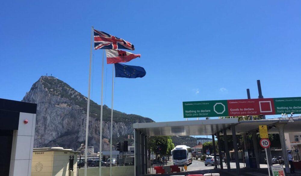 entrada del Brexit en Gibraltar