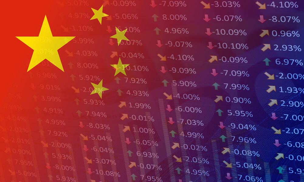 Recuperación económica de China