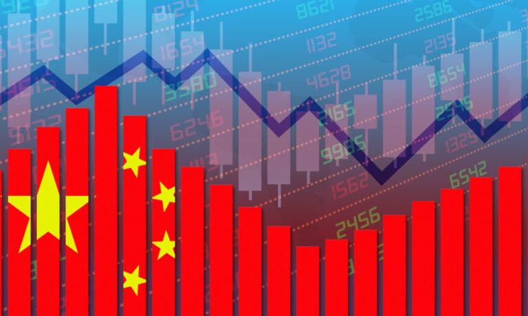 Crecimiento del PIB actual de China
