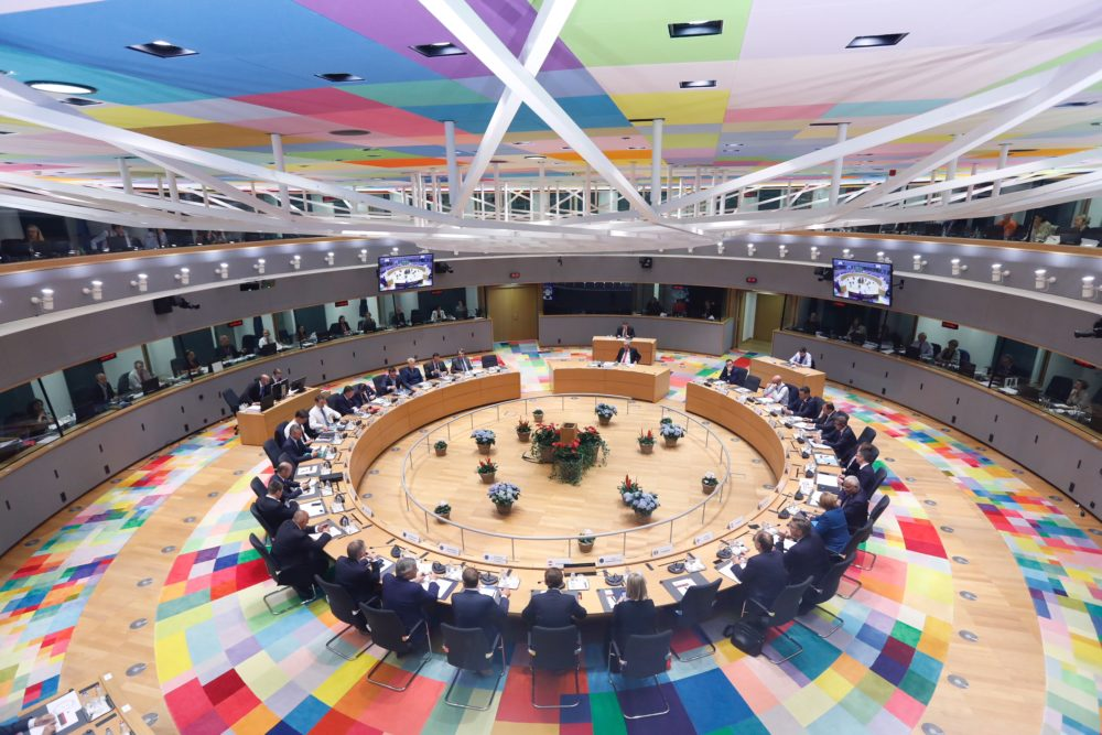 El Consejo Europeo, otra de las instituciones y organismos de la Unión Europea