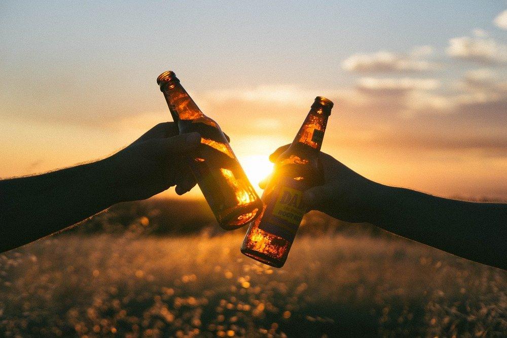 Consumo de cerveza