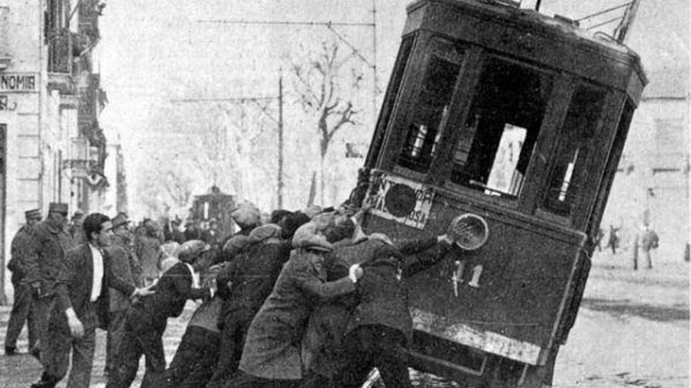 La huelga la Canadiense, en Barcelona, fue un movimiento acallado por el Gobierno a través de la represión