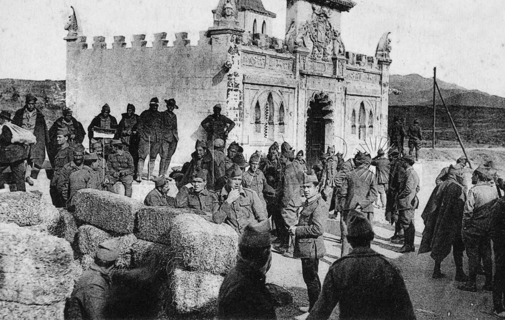 En 1912 se creó el protectorado de Marruecos que perteneció a España hasta 1956 y 1958