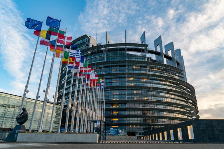 Parlamento Unión Europea