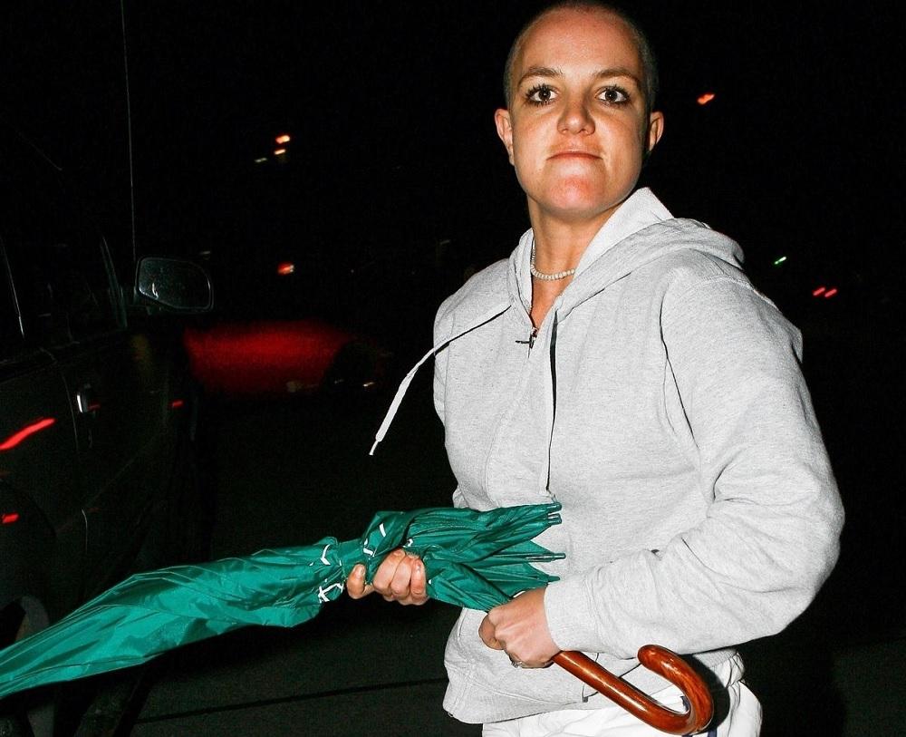 El padre de Britney y los medios se encargaron de difundir la imagen de la cantante como desequilibrada mental