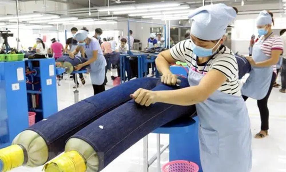 Industria textil en Vietnam