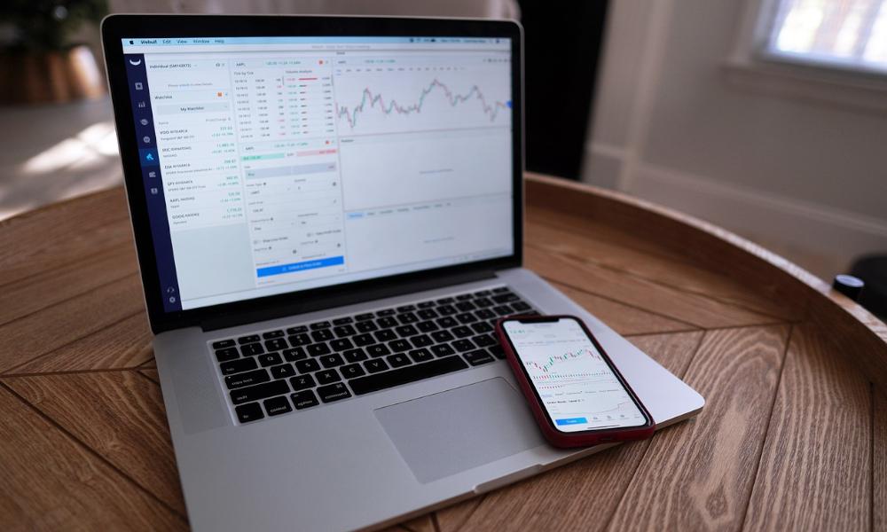 finanzas y economía day trading