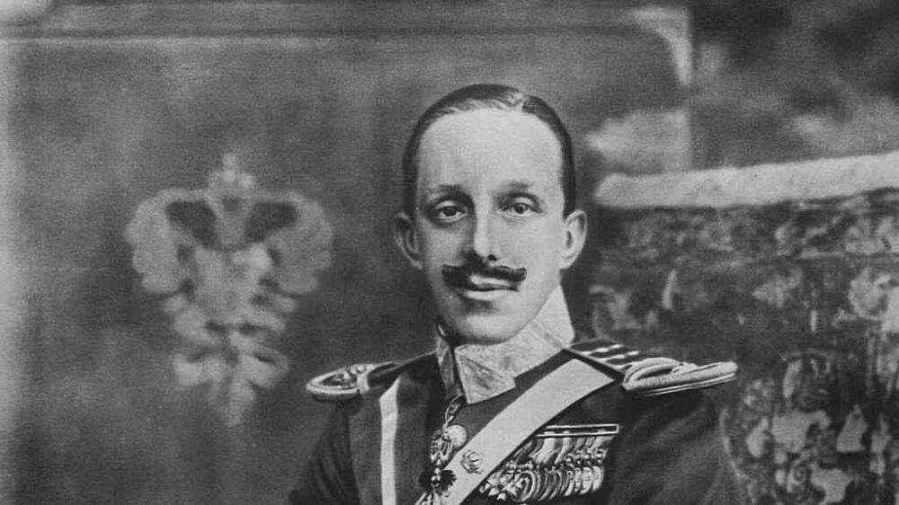 A Alfonso XIII se le llamaba el rey Africano