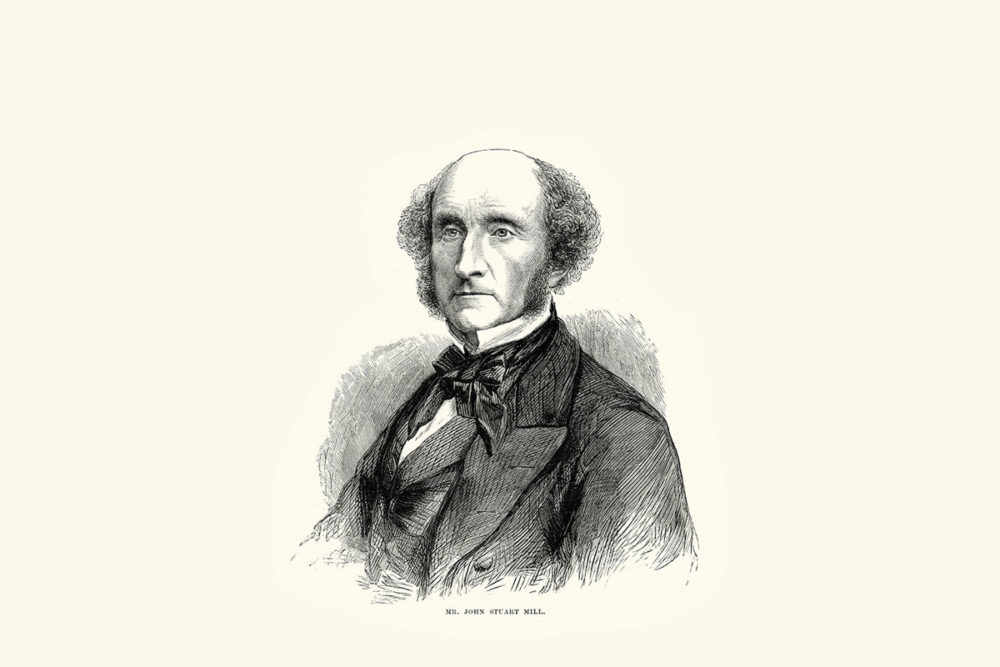Economista John Stuart Mill