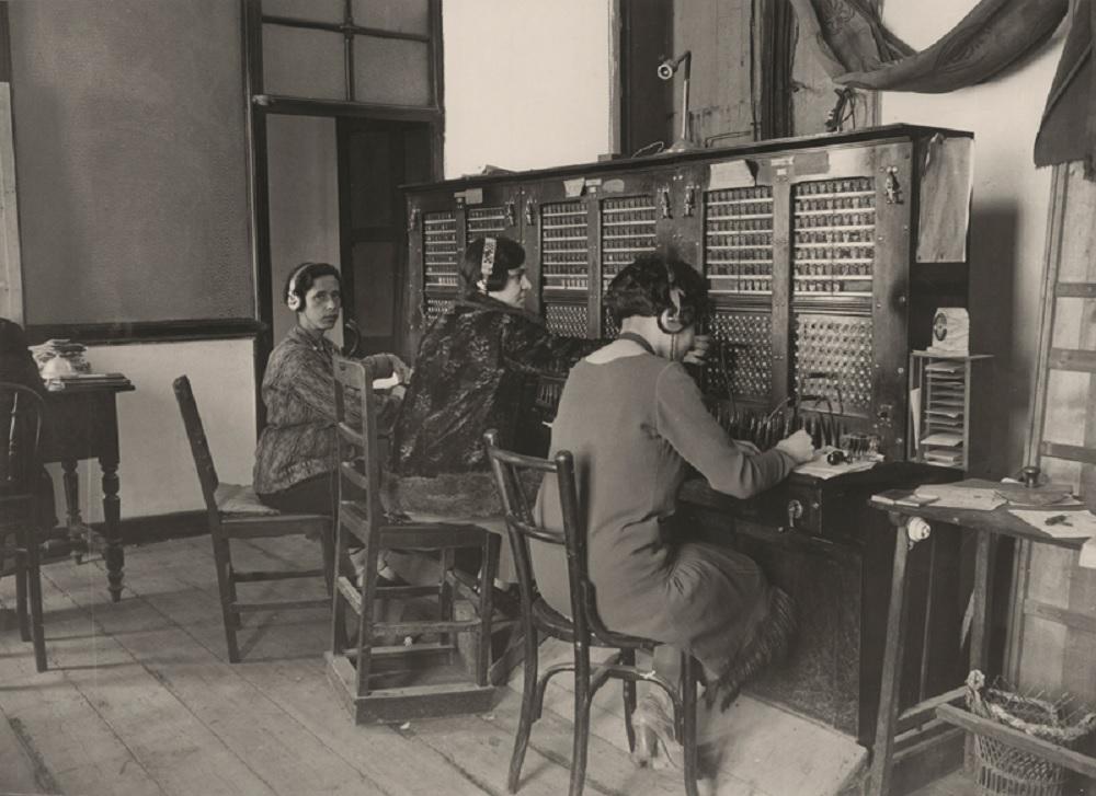 Los años 20 en España vieron el nacimiento de Telefónica