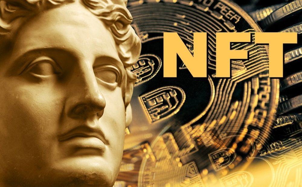 NFT y criptomonedas